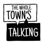 The Whole Town's Talking logo